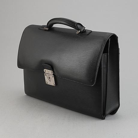 Louis vuitton, a 'neo robusto' briefcase.