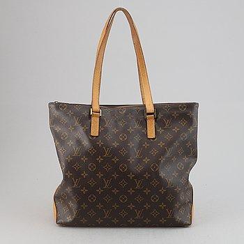 Louis Vuitton, a monogram canvas 'Cabas Mezzo' handbag, 2002.