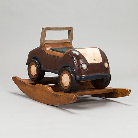 A 21st century rocking car.