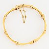 """Lapponia, armband, """"mukka"""", 18k guld."""