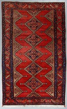 A rug, Old, Zaghe, ca 220 x 137 cm.