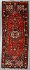 A rug, shiraz, ca 292 x 115 cm.