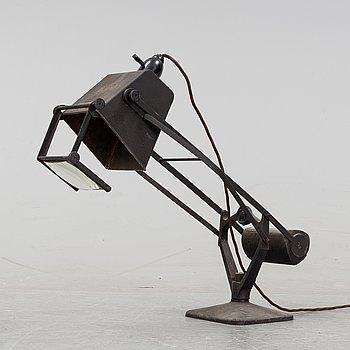 Skrivbordslampa, Anglepoise, England, 1900-talets mitt.