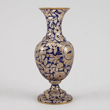 Haida, sannolikt Julius Mühlhaus & Co vas, Böhmen 1900-talets början.