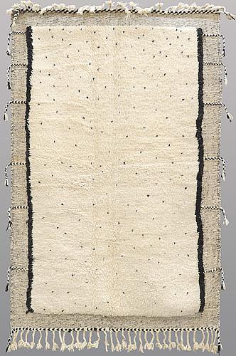 Matta, marocko, ca 256 x 178 cm.