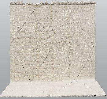 A carpet, Morocco, 350 x 256 cm.