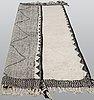 A carpet, morocco, ca 266 x 162 cm.