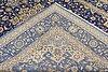 A carpet, kashmar, ca 390 x 300 cm.