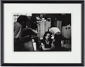 Peter de Ru, photo, signed and dated Rotterdam 1979 verso.