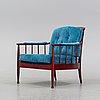 Kerstin hörlin-holmquist, a 'skrindan' armchair for ope möbler.