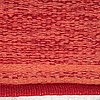 Matto, flat weave, ca 353 x 230,5 cm, sweden second half of the 20th century to around 2000.