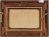 William raymond dommersen, oil on canvas, signed.