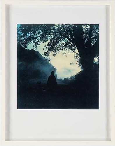 Andrey tarkovsky, photograph edition 1/12.