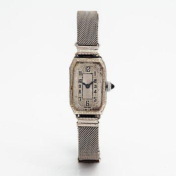 Armbandsur, 17 x 26 mm.