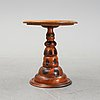 A brazilian butterfly table, made from monkey puzzle wood, 1910's/20's.
