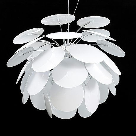 Christophe mathieu, a 'discoco 53' ceiling lamp for marset.