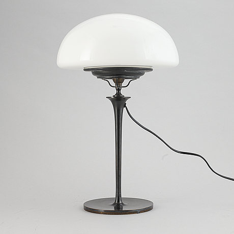 A table light from the second quarter of the 20th century.