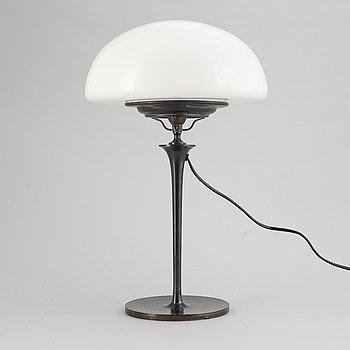 Bordslampa, 1900-talets andra kvartal.