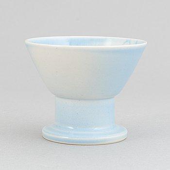 Margareta Hennix, a stoneware cup, Gustavsberg studio, Sweden probably 1980s.