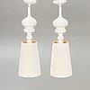 "Jaime hayón ceiling lights a pair of ""josephine pendant"" bosa for metalarte 2000s."