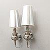 "Jaime hayón wall lamps a pair of ""josephine mini wall light"" metalarte 2000s."