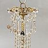 A chandelier around 1900.