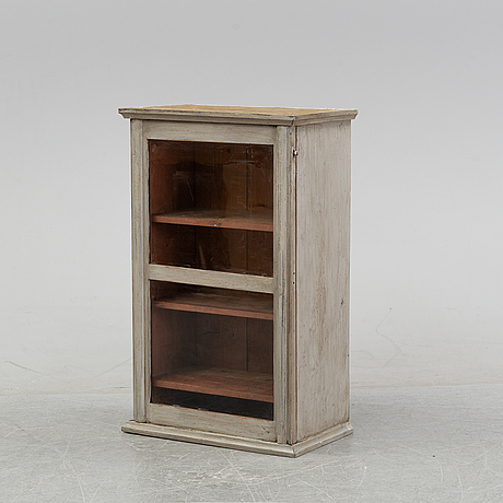 A swedish hanging cabinet, late 18th century.