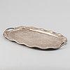 Silver tray, 950 mexico.