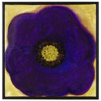 5. BARBRO ANDERSSON, Violett Anemone.