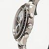 "Omega, speedmaster, racing, ""panda"", co-axial, 100m, wristwatch, 40 mm."