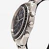 Omega, speedmaster, racing, wristwatch, 40 mm.