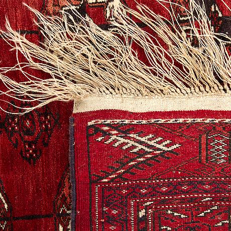 A semiantique bochara carpet ca 282 x 200 cm.