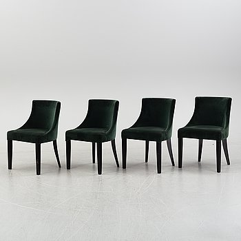 A set of four 'Milano' chairs from Homeline.