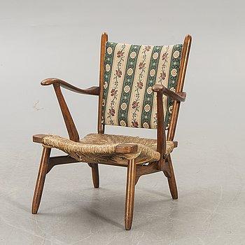 A de Ster Gelderland 1960s armchair.