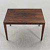 Severin hansen, coffee table, haslev, denmark, 1960s.