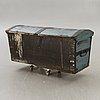 Kista skåne österlen daterad 1835.