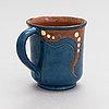 Alfred william finch, a mug around year 1900 by iris finland.