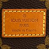 """Louis vuitton, a """"saumur 35"""" bag."""