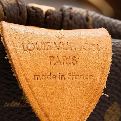 "Louis vuitton, ""keepall 55"", väska."