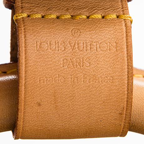Louis vuitton, monogram 'keepall 60 bandoulière' weekendbag.