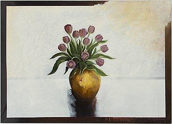 Åke Hedman, oil on canvas, signed.