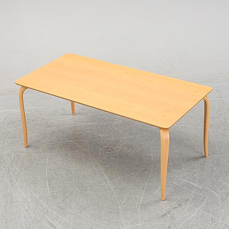 Bruno mathsson, a 'annika' coffee table, bruno mathsson, värnamo.