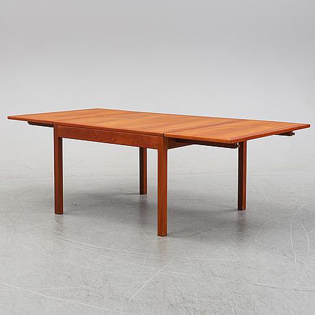 Børge mogensen, a model 5362 coffee table for fredericia stolefabrik, denmark.