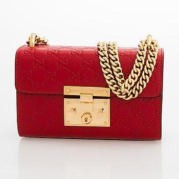 Gucci, 'Padlock signature bag', small.