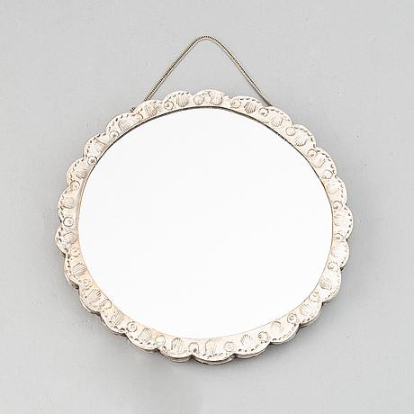 Spegel, silver, troligen carlo mario camusso, lima, peru.
