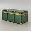 Koffert, italien 1900-talets mitt.