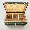 Suitcase, italy mid-20th century.