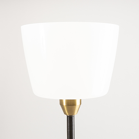 Table lamp, sweden, 1940s-50s.
