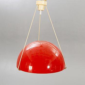 Ateljé Lyktan, ceiling lamp, second half of the 20th century.