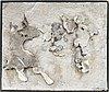 Jan naliwajko, sculpture/relief, metall, signerad och daterad 1977.